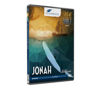 Great Characters of the Bible: Jonah DVD