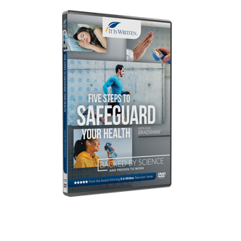 Five Steps to Safeguard Your Health DVD