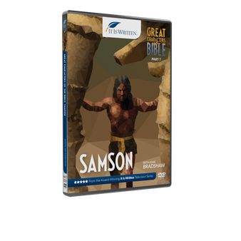 Great Characters of the Bible: Samson DVD