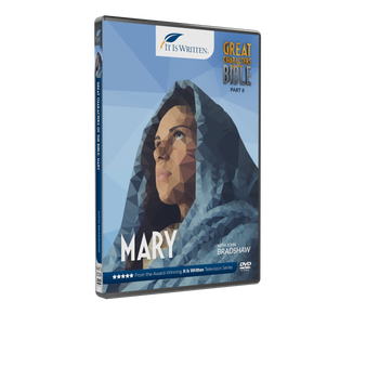 Great Characters of the Bible: Mary DVD