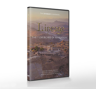 Lineage: The 7 Churches of Revelation DVD