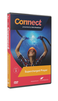 Connect: Supercharged Prayer DVD