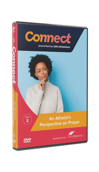 Connect: An Atheist's Perspective on Prayer DVD