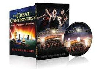 Fountainview Academy: The Great Controversy DVD (giveaway)