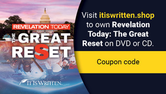 Revelation Today: The Great Reset discount card