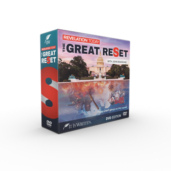 Revelation Today: The Great Reset DVD set