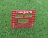 Turf-Tec TurfChek II - Rough Grass Height Cut Gauge
