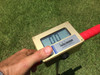 """Turf-Tec Digital Moisture Sensor - Choose desired depth to check moisture in my adjusting foot to 1"""", 2"""", 3"""" or 4 inches deep"""