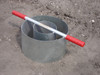 "IN8-W - Turf-Tec Heavy Duty Tall Infiltration Rings - 6"" X 12"" Inch Diameter X 7 inches tall"