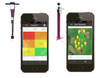 SpecConnect paid mapping subscription can be used on Field Scout TDR Moisture Meters and TruFirm