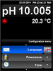 FieldScout pH Meter with Stainless Steel Probe - Display Screen