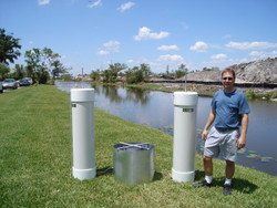 Turf-Tec International Large Volume Mariotte Tubes for use with 12 and 24 Inch Diameters Infiltration Rings for ASTM 3385 (12 and 24 Inch Infiltration rings pictured but NOT included)