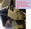 Add a Rail Kit for Delta Ring Handguards