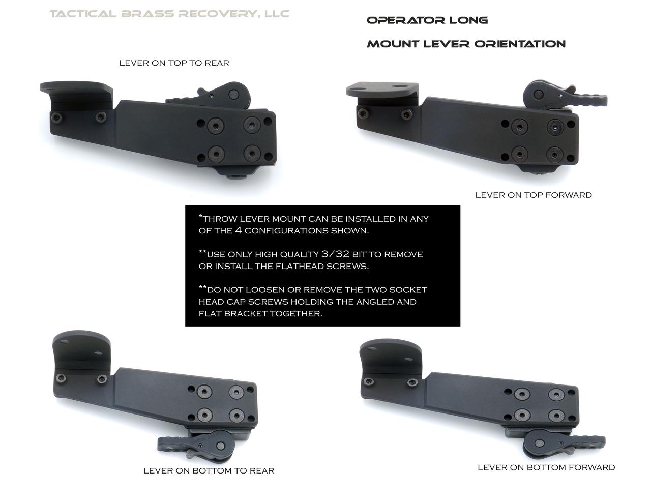 OPERATOR SCAR 20S / FN PR / MK20 brass catcher