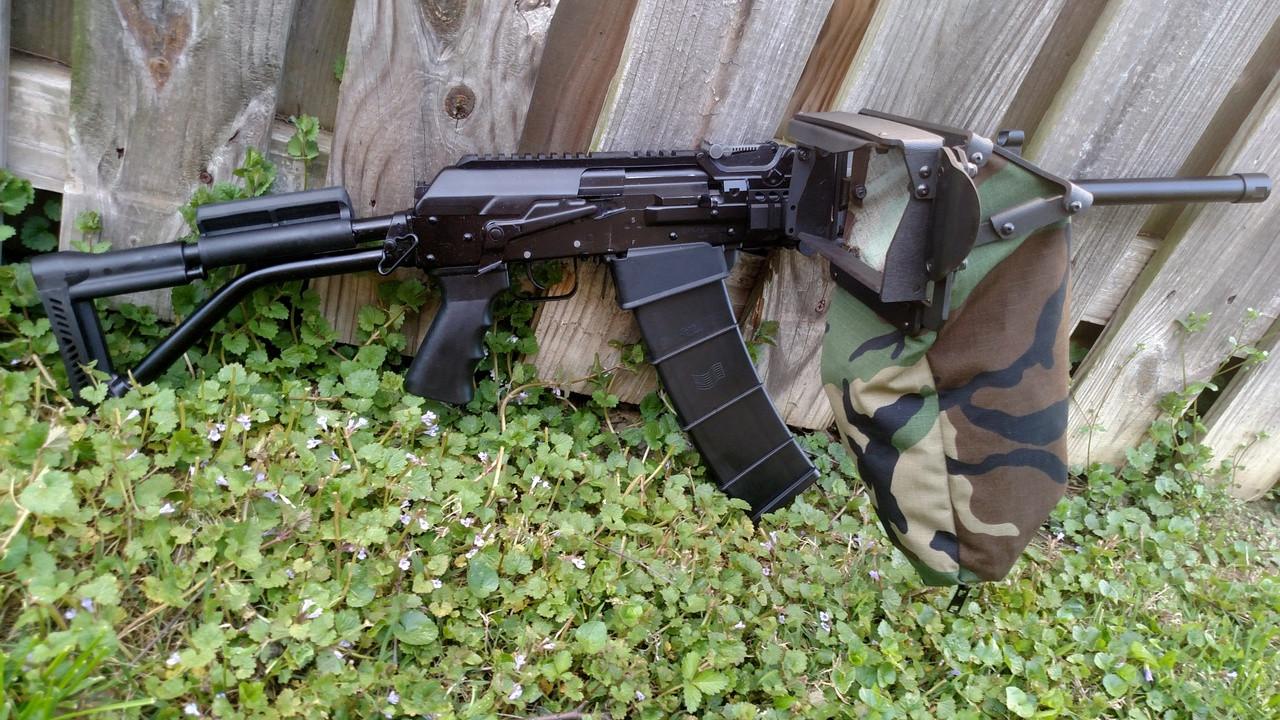 VEPR 12 Shotgun Shell Catcher