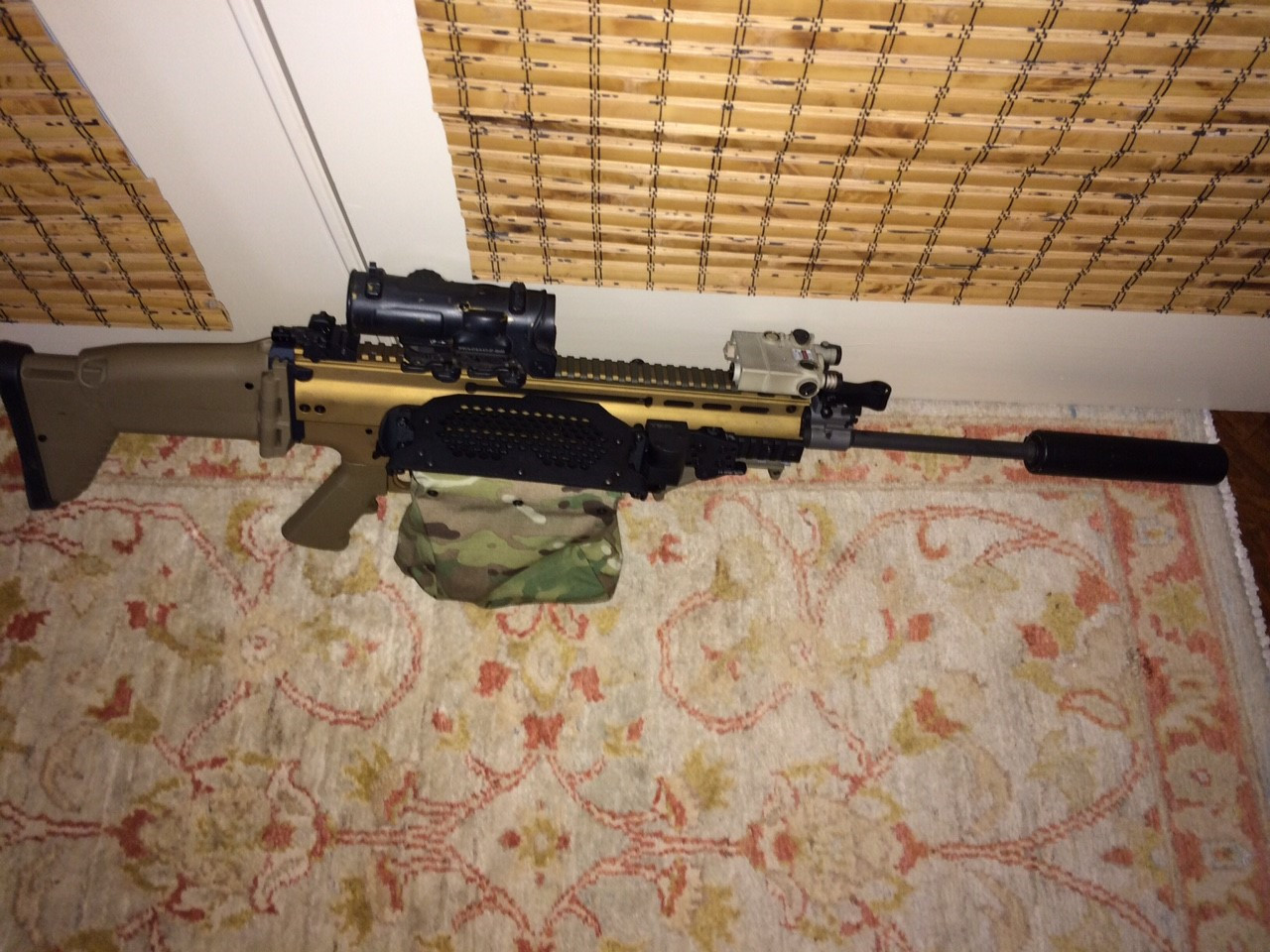 shown on SCAR 16