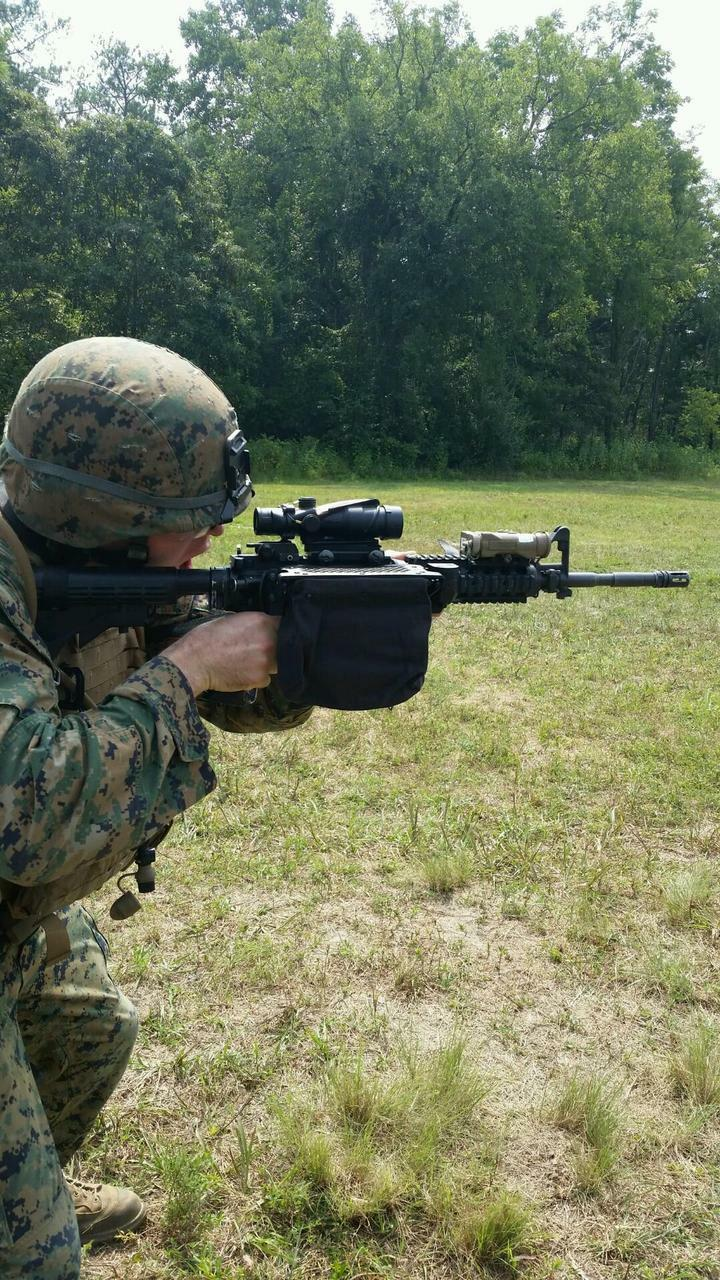 currently being evaluated by the US Marine Corps.