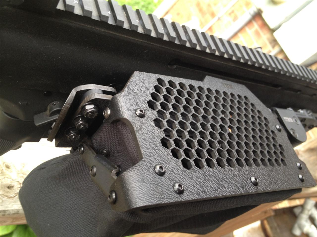 Operator LONG AR15-AR10/SCAR 17/Larue PredatOBR brass catcher