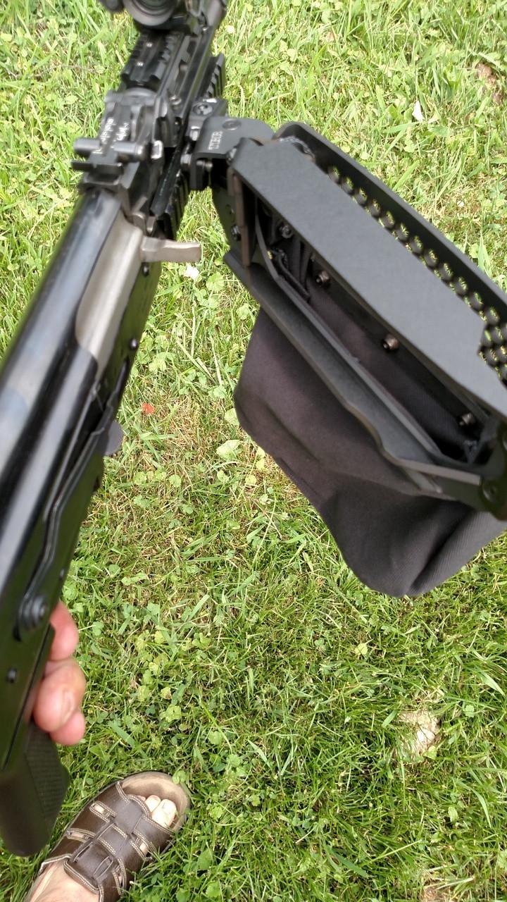Sig 556/AK 47/FAL Brass Catcher