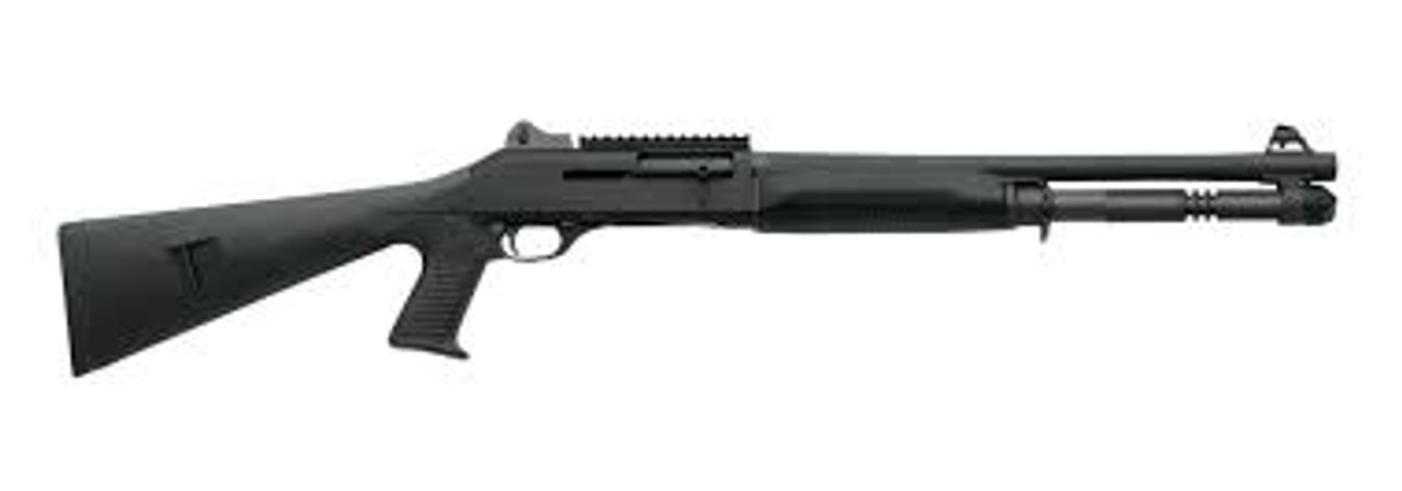 for use with tactical model shotguns equipped with picatinny rail over top of ejection port such as the Benelli M4 or Mossburg 930 as shown.