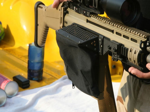 FN Scar  H / 17 Brass Recovery Bag