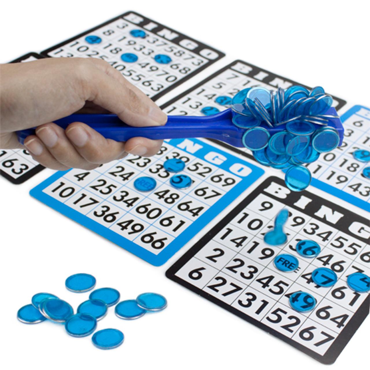 Purple Bingo Chips