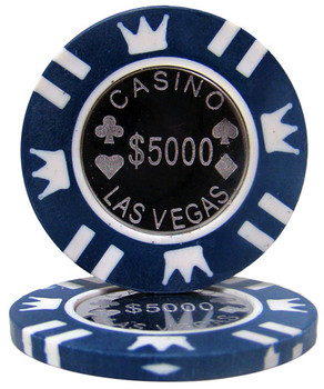 Coin Inlay 15 Gram - $5,000 Chip