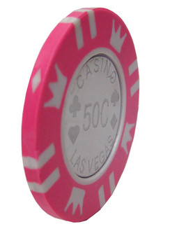 Coin Inlay 15 Gram - .50¢ (cent) Chip