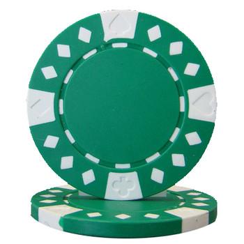 Diamond Suited 12.5 gram - Green