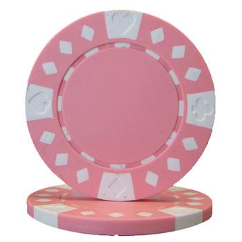 Diamond Suited 12.5 gram - Pink