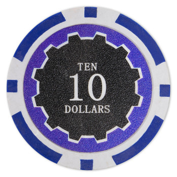 Eclipse 14 Gram Poker Chips - $10