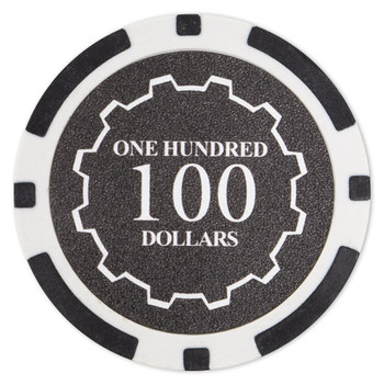 Eclipse 14 Gram Poker Chips - $100