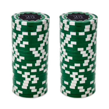 Eclipse 14 Gram Poker Chips - $25