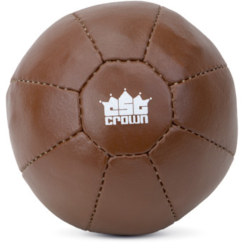 2 kg (4.4 lbs) Leather Medicine Ball
