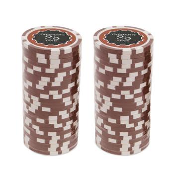 Eclipse 14 Gram Poker Chips - .25¢ (cent)