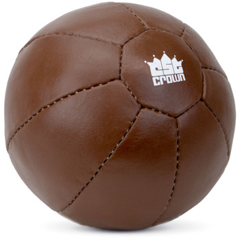 4 kg (8.8 lbs) Leather Medicine Ball