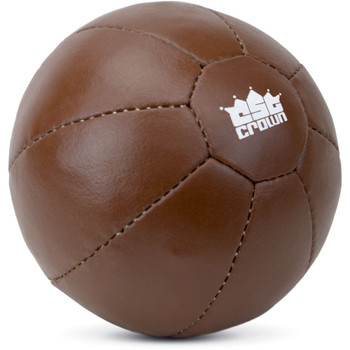 5 kg (11 lbs) Leather Medicine Ball