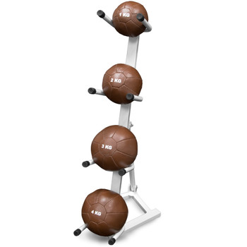4-Tier Medicine Ball Storage Rack