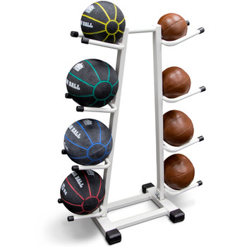 Double Sided Medicine Ball Storage Rack