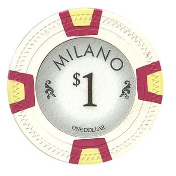 Milano 10 Gram Clay - $1