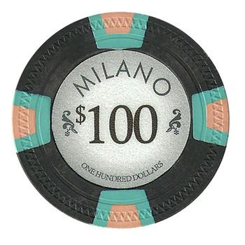 Milano 10 Gram Clay - $100