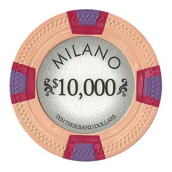 Milano 10 Gram Clay - $10000
