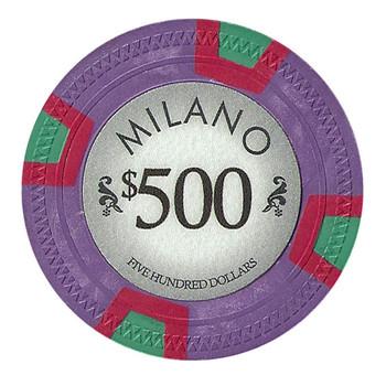 Milano 10 Gram Clay - $500