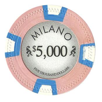 Milano 10 Gram Clay - $5000