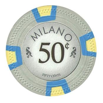Milano 10 Gram Clay - .50¢  (cent)