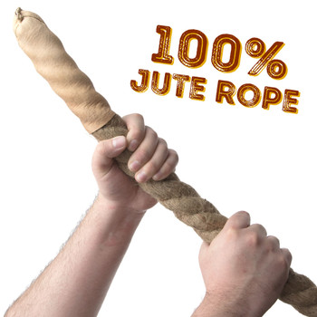 4-Way Tug of War Rope