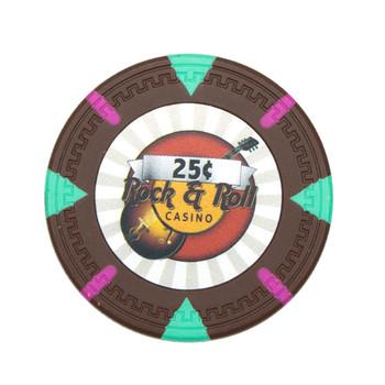 Rock & Roll 13.5 gram - 25c (cents)