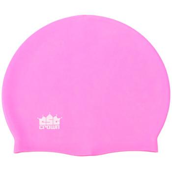 Silicone Swim Cap, Pink
