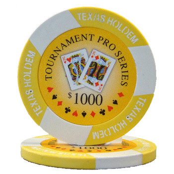 Tournament Pro 11.5 gram - $1,000