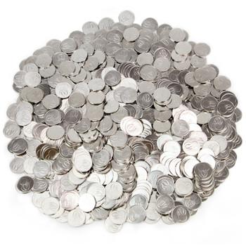 1000-Count Cherry Slot Machine Tokens, Premium Coins